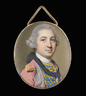 Portrait miniature of a Gentleman by John Smart