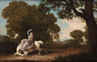 The Farmer's Wife and the Raven by George Stubbs RA