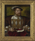 King Henry VIII by Follower of Joos Van Cleve