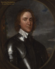 Oliver Cromwell by Circle of Robert Walker