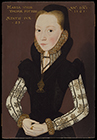 Mary Tichborne by Master of the Countess of Warwick