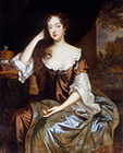 Frances Stuart, Duchess of Richmond by Willem Wissing and Studio