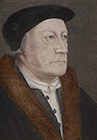 Lord Abergavenny by Hans  Holbein, Follower of