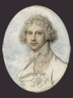 George Iv, when the Prince of Wales by Richard Cosway