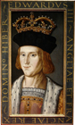 King Edward IV by Renold Elstrack, or after