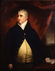 Charles James Fox by Sir Henry Raeburn PRSA