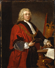 Sir John Barnard MP by William Hogarth