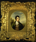 Robert Burns by Alexander Naysmith