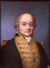Admiral William Bligh by  English School