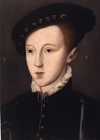 King Edward VI by Guillim Scrots Follower