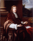 Portrait of a mathematician by Mary Beale