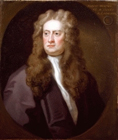 Sir Isaac Newton by John Vanderbank