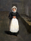 Housekeeper from Bramham Park by George Garrard