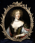 Frances Jennings, Duchess of Tyconnel by Henri Gascars