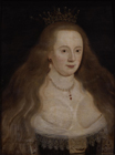 Frances Howard, Duchess of Lennox by Circle of Marcus Gheeraerts the Younger