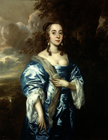 Lady of the Rogers family by Sir Peter Lely
