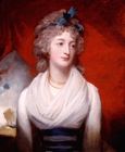Jane Athole Drummond by George Romney