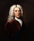 Duke of Newcastle PM by William Hoare of Bath