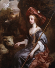 Lady Belasyse by Sir Peter Lely