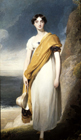 Lady Oglander by Sir Thomas Lawrence PRA