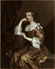 Elizabeth Wriothesley by Studio of Sir Peter Lely