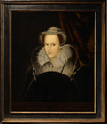Mary Queen of Scots by  English School