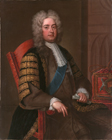 Sir Robert Walpole by Charles Jervas by Charles Jervas