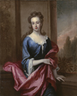 Mary Calverley by Sir Godfrey Kneller Bt.