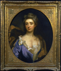 Lady in blue by Thomas Murray