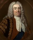Sir Robert Walpole PM by Studio of Jean-Baptiste Van Loo