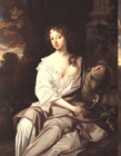 Nell Gwynn by Studio of Sir Peter Lely