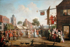 A London fair by John Laguerre