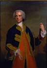 A gentleman by Allan Ramsay