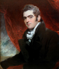 William Dacres Adams by Sir Thomas Lawrence PRA