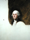 President George Washington by Jane Stuart