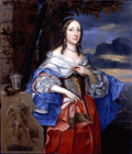 Elizabeth Cromwell by John Michael Wright