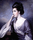 Mrs John Barrington by Sir Joshua Reynolds PRA