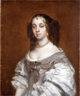 Queen Catherine of Braganza by Studio of Sir Peter Lely