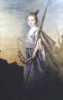 Amelia Watts by Sir Joshua Reynolds PRA