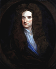 Sir Isaac Newton by After Sir Godfrey Kneller Bt