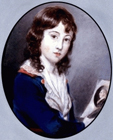 Self portrait by Sir Thomas Lawrence PRA