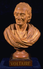Voltaire by  Nineteenth Century Continental School after Houdon