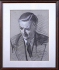 Anthony Eden by Frank O. Salisbury RA