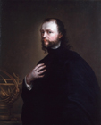 Sir Kenelm Digby by Circle of Sir Anthony Van Dyck