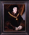 Sir Thomas More, by  English School