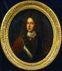 Prince James Edward Stuart by Follower of Alexis Simone  Belle