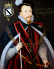 The Earl of Sussex by Circle of Marcus Gheeraerts the Younger