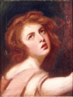 Emma Hamilton as Miranda by George Romney