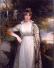 The Hon. Eleanor Eden by John Hoppner RA