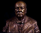 Sir Winston Churchill by David McFall